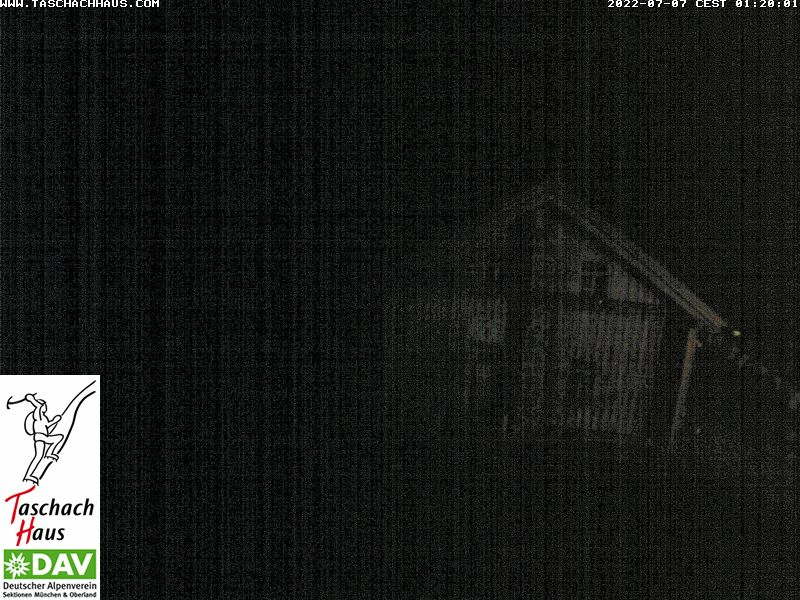 Webcam-Bild Taschachhaus